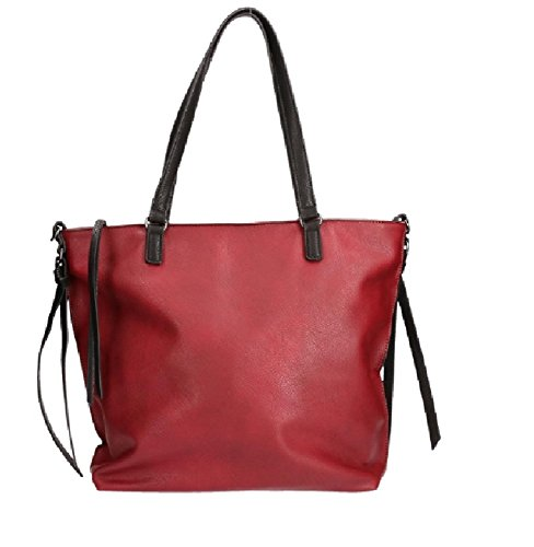 Handtasche Schultertasche Bag in Bag (pink) Emily & Noah 16mvfCVqwc
