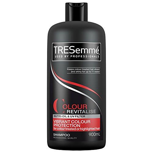 TRESemmé Colour Revitalise Colour Fade Protection Shampoo 900ml Pack of 2