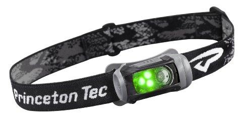 Princeton Tec Remix LED Scheinwerfer, unisex, Black w/Green LED\'s