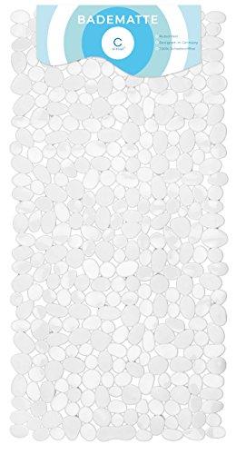 Circulators Alfombrilla bañera 70x 35cm blanco