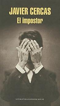 El impostor par Javier Cercas
