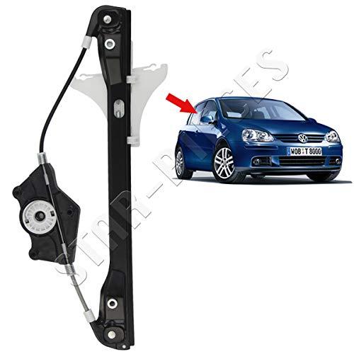 STARKIT PERFORMANCE Mechanismus für Fensterheber, elektrisch, hinten, rechts, für Volkswagen Golf 5 und Jetta 3