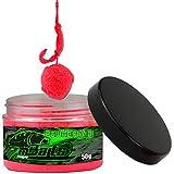 Angel-Berger Magic Baits Fluo Powder Dip Boiliedip (Red/Red Garlic)