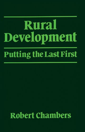 Rural Development: Putting the last first (World Development)