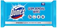 Domex Multipurpose Germ-Removal Wipes, 48 Pulls