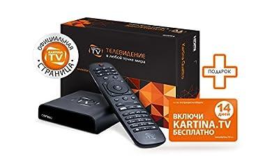 Kartina Quattro Box + 14 Tage gratis russische TV!!!
