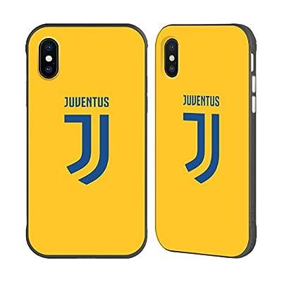 Ufficiale Juventus Football Club Fuori Casa 2017/18 Race Kit Nero Fender Case per iPhone X/iPhone XS