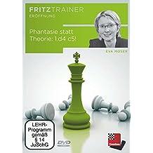 Fritztrainer Eröffnung - Eva Moser: Phantasie statt Theorie: 1.d4 c5!