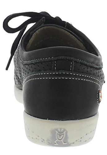Softinos  Ica388sof, Sneakers Basses femme Noir
