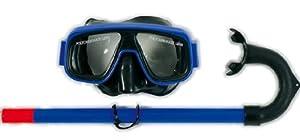 Partner Jouet A0905262 - Juegos al Aire Libre, Snorkeling Junior Kit - Blue Importado de Francia