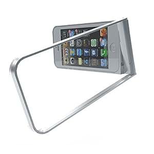The Fradget (ehem. fritzframe) iPhone 5/5s; Die erste multifunktionale Schutzhülle aus Flugzeugaluminium: Stellen - Hängen - Filmen!