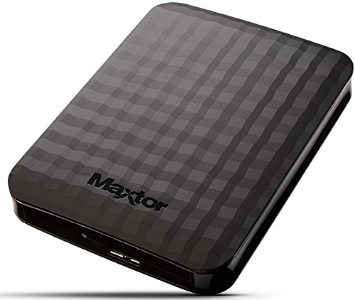 Maxtor STSHX M101TCBM   Disco duro externo de 1 TB (2.5