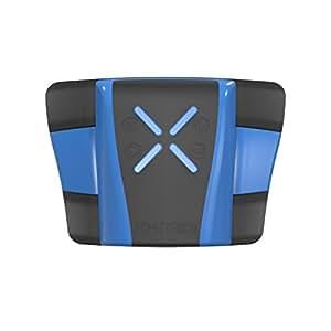 Xmetrics Unisex Pro Activity Tracker, Black / Blue