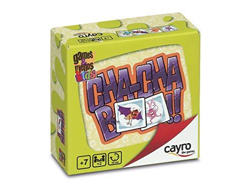 Cayro-7009-cha-cha-Boo-Juego de Tarjetas