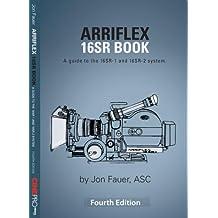 Arriflex 16SR Book (English Edition)
