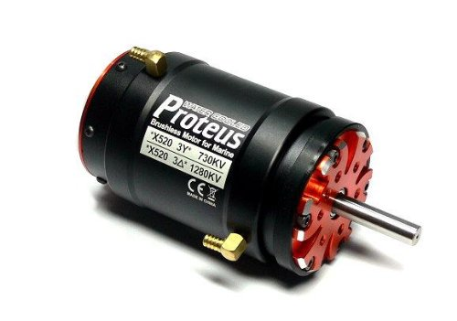 SKYRC-Proteus-Water-Cooled-X520-730KV-1280KV-Brushless-Motor-for-Marine-IM680-with-RCECHO-Full-Version-Apps-Edition
