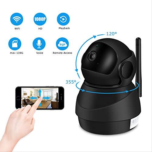 Überwachungskamera 1080p WiFi Camera Home Video Surveillance Camera CCTV Night Vision Security Camera Two-Way Audio Baby Monitor Night Vision Video