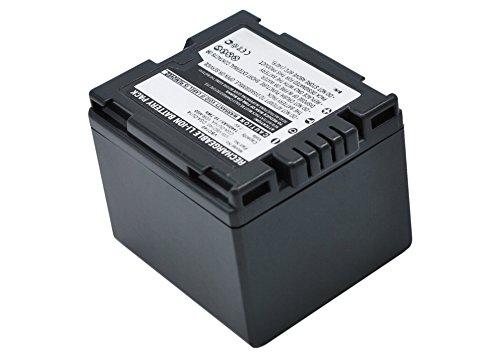 subtel® Qualitäts Akku kompatibel mit Panasonic NV-GS27 GS320 GS500 GS400 GS180 GS60 (1440mAh) CGA-DU14 Ersatzakku Batterie