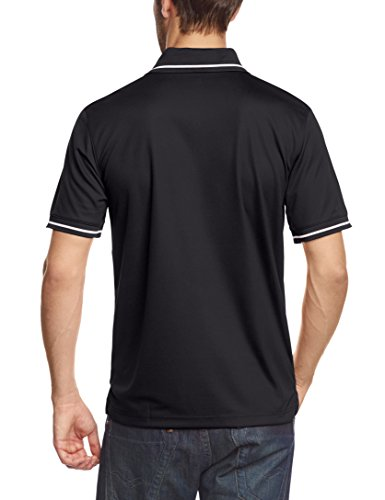 Odlo Herren Polo Shirt Short Sleeve Cruse Graphite Grey