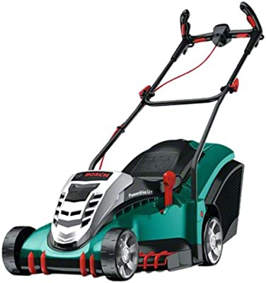 Bosch Rotak 43 LI - Cortacésped (Manual lawn mower, Tambor, 20 - 70, Batería, Ión de litio)