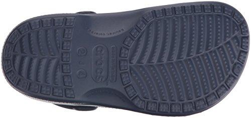 Bambini Con Zoccoli Invernali Unisex-kinder Crocs, Blu Elettrico Blu Navy (blu Navy / Blu Elettrico)