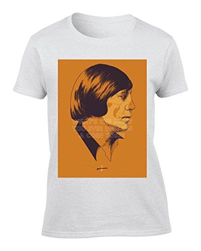 Adj Tank (No Country For Old Men poster - X-Large Damen T-Shirt)