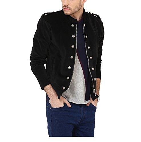 Yepme Men's Polyester Jackets - Ypmjackt0371-$p