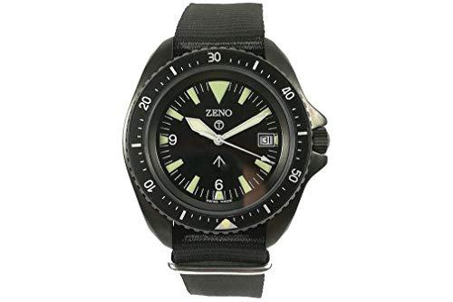 Zeno-Watch - Armbanduhr - Herren - PRS Quartz Black - PRS-3Q-bk-a1