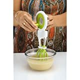Infinity Sales And Services Ganesh New Stylish Hand Blender For Lassi, Milk, Coffee, Egg Beater Beating,Liquidising,Chur