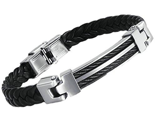 aooaz-bracelet-gravure-bracelets-bracelet-bracelet-homme-braided-leather-chain-twist-wire-cuff-charm