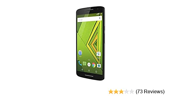 Motorola Moto X Play XT1562 (Black, 16GB)