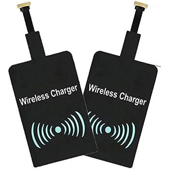 bqmqolove Patch per Ricevitore di Ricarica Wireless Resistente al Calore Size for Type-C Phones