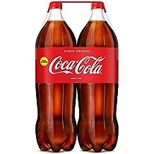 Coca-Cola - Botella de Plástico 2 L (Pack de 2)