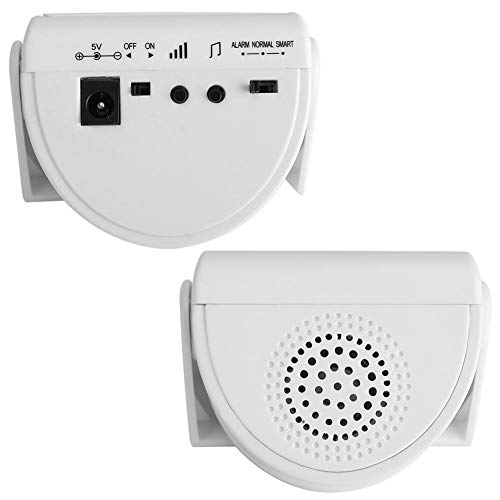 Campanello senza fili, funzionamento a batteria, sensore di movimento campanello ospiti benvenuti vocale sicurezza domestica hotel