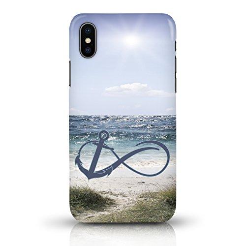 JUNIWORDS Handyhüllen Slim Case für das iPhone X/Xs -