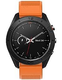 DIPOLA Correa de Reloj de Repuesto de Correa de Silicona Suave para Garmin Approach S60 Smartwatch