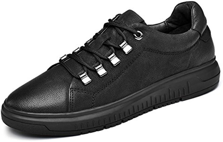 Zapatos para Hombres Cuero Primavera/Verano Confort/Suela Ligera Zapatos de Plataforma Zapatillas Zapatos para  -