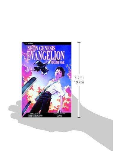 NEON GENESIS EVANGELION GN VOL 05 (Neon Genesis Evangelion (Viz) (Graphic Novels))
