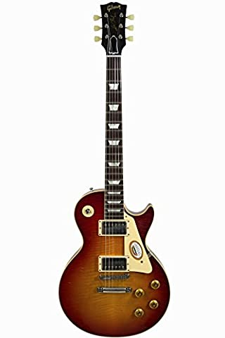Gibson True Historic 1958 Les Paul - Reissue Aged Vint. Cherry Sunb