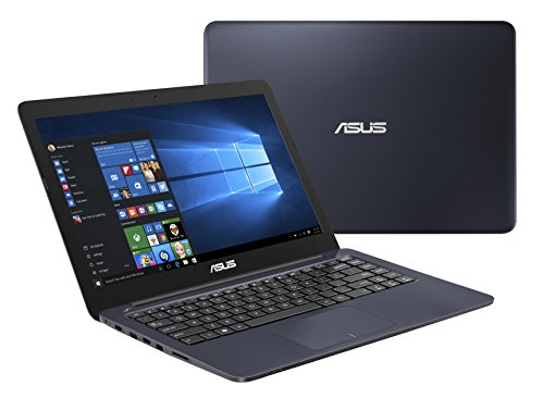 "ASUS R417NA-GA257T - Notebook blu 35,6 cm (14"") 1366 x 768 pixel 1,10 GHz Intel Celeron® N3350"
