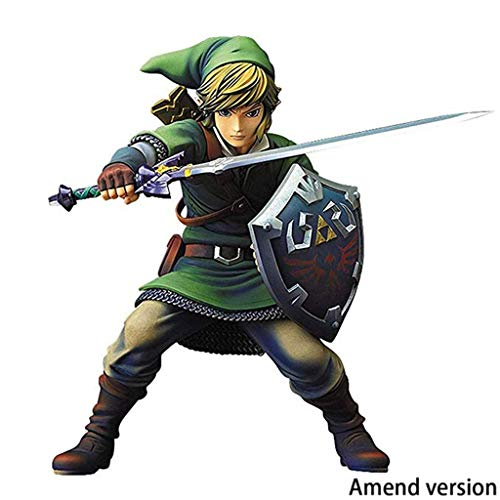Lilongjiao La Légende De Zelda: Skyward Sword Figure PVC Modèle Modèle Jouets