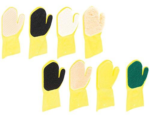 pearl-gant-de-nettoyage-kit-pour-droitier-8-types-differents