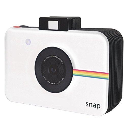 Polaroid Snap Blanco álbum de Foto y Protector - Álbum de Fotografía (Blanco, 10 Hojas, 1 Pieza(s), 228,6 mm, 139,7 mm)