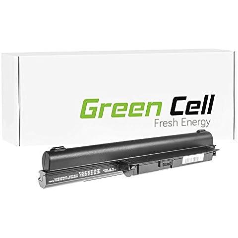 Green Cell® Extended Serie Portátil Batería para SONY VAIO PCG-71211M Ordenador (6600mAh)
