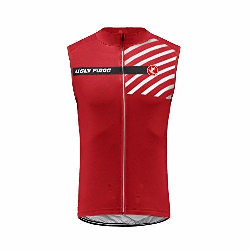 Uglyfrog 2018 Neuester Damen Sommer ?rmelloses Frauen Die Jersey Fahrrad Bekleidung Triathlon Vest ZO07 Specialized Fahrrad Pedale