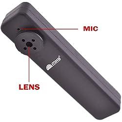 M MHB HD Button Camera Hidden Video & Audio Recording Button Camera With Inbuild 16GB Memory