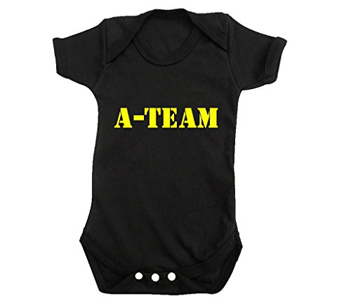 the-a-team-baby-grow-bodysuit-retro-usa-tv-mr-t-t-shirt-bnwt-top-monster-truck-12-18-months-red-yell