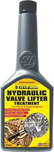 Silverhook SGA19 Hydraulic Valve Lifter Treatment Test