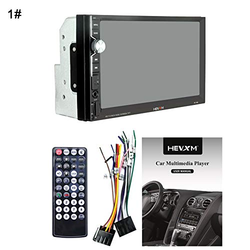 Sguan-wu HEVXM Auto Auto Radio Player MP5 7 Zoll HD Touchscreen Bluetooth für Android iOS - 1#