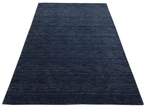 WAWA TEPPICHE Orientteppich Läufer Gabbeh Loom Handgefertigt Teppich 100% Wolle G-064 (160 x 230 cm) -
